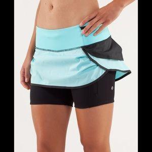 Lululemon Run Speed Squad Skirt